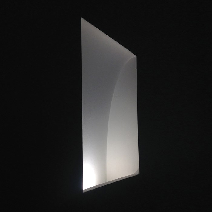 Brick In The Wall Big LED Plaster In Wall Light| Image : 1
