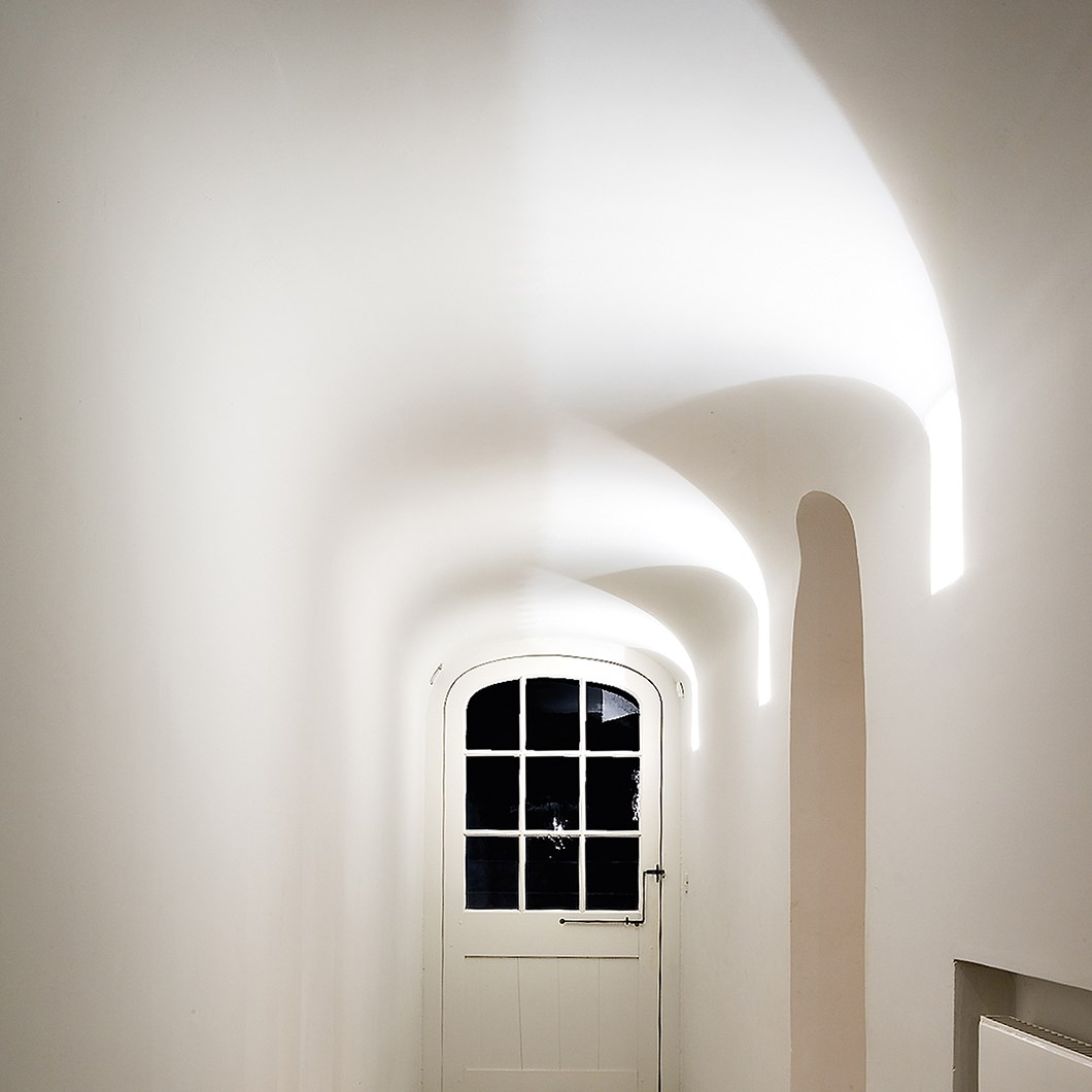 Brick In The Wall Big LED Plaster In Wall Light| Image:1