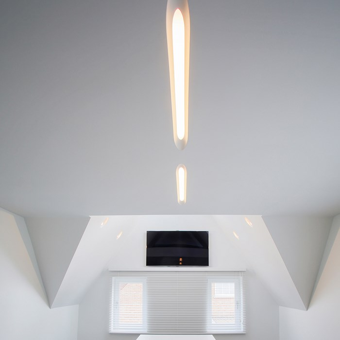 Brick In The Wall Canou XL LED Plaster In Recessed Downlight| Image : 1