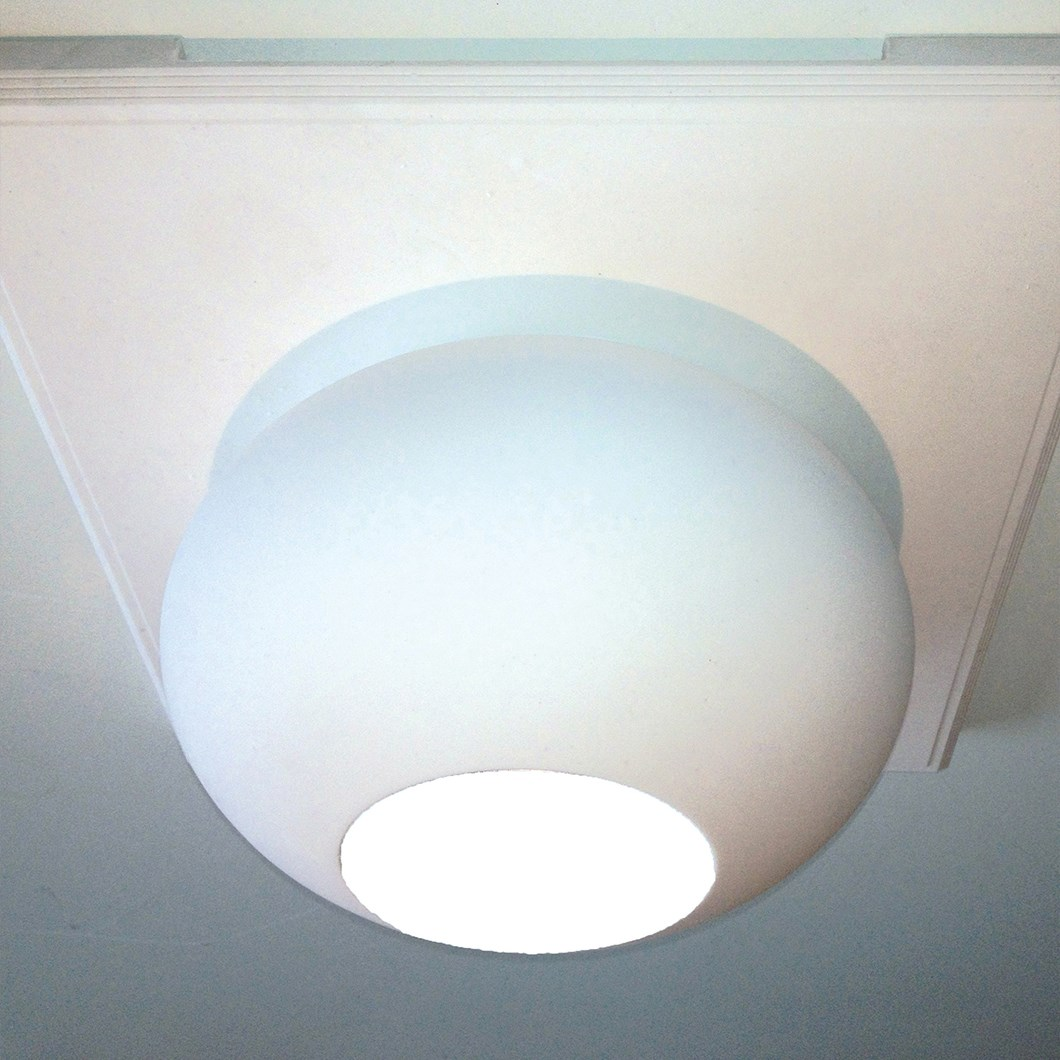 Brick In The Wall Ellips 111 LED Plaster In Downlight| Image : 1