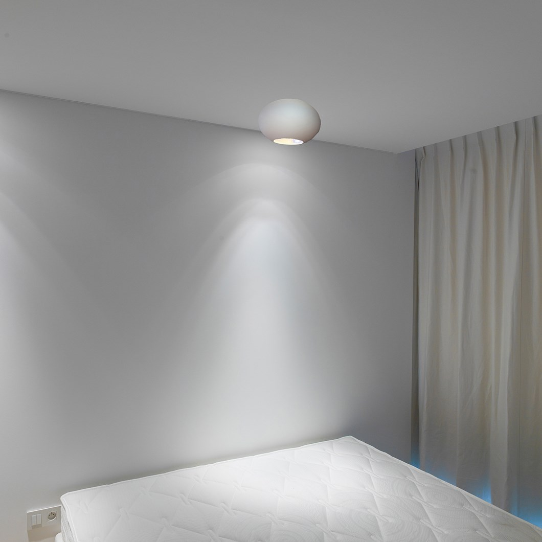 Brick In The Wall Ellips 111 LED Plaster In Downlight| Image:1