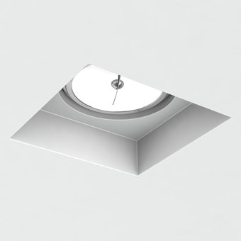 Brick In The Wall Indox 111 LED Recessed Plaster In Downlight