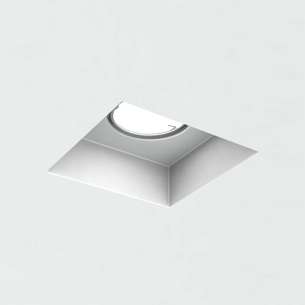 Brick In The Wall Indox 30 LED Recessed Plaster In Downlight| Image : 1