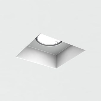 Brick In The Wall Indox 30 LED Recessed Plaster In Downlight