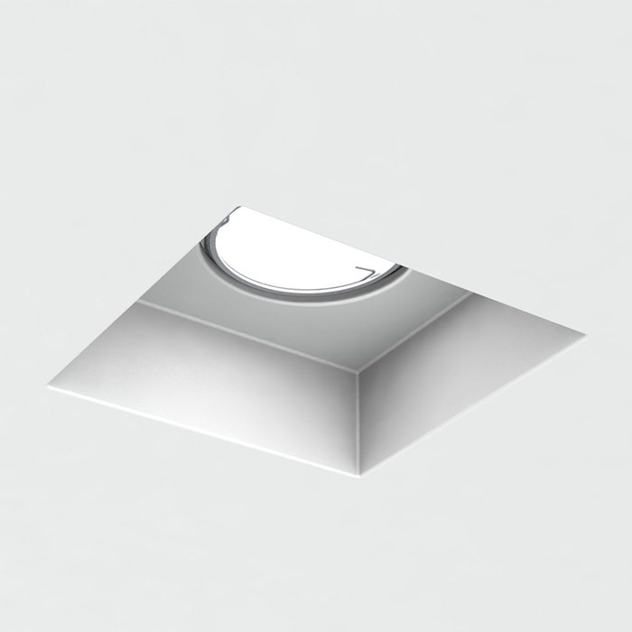 Brick In The Wall Indox R 50 Recessed Plaster In Downlight| Image : 1
