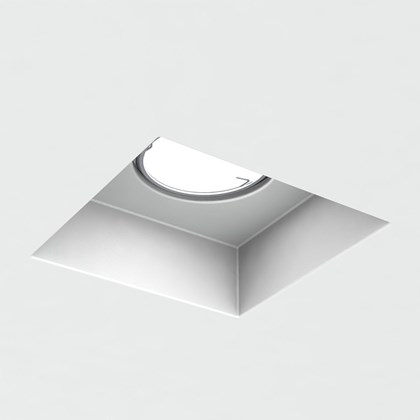 Brick In The Wall Indox R 50 LED Recessed Plaster In Downlight