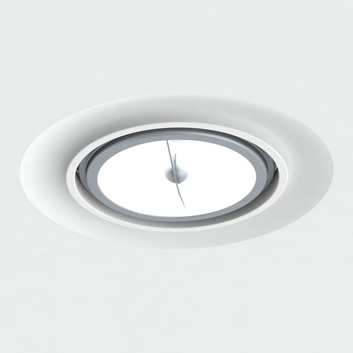 Brick In The Wall Inside 111 LED Plaster In Recessed Downlight| Image:1