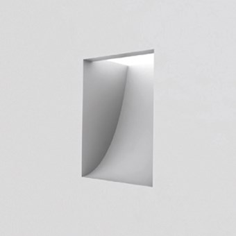 Brick In The Wall Nano LED Plaster In Recessed Light