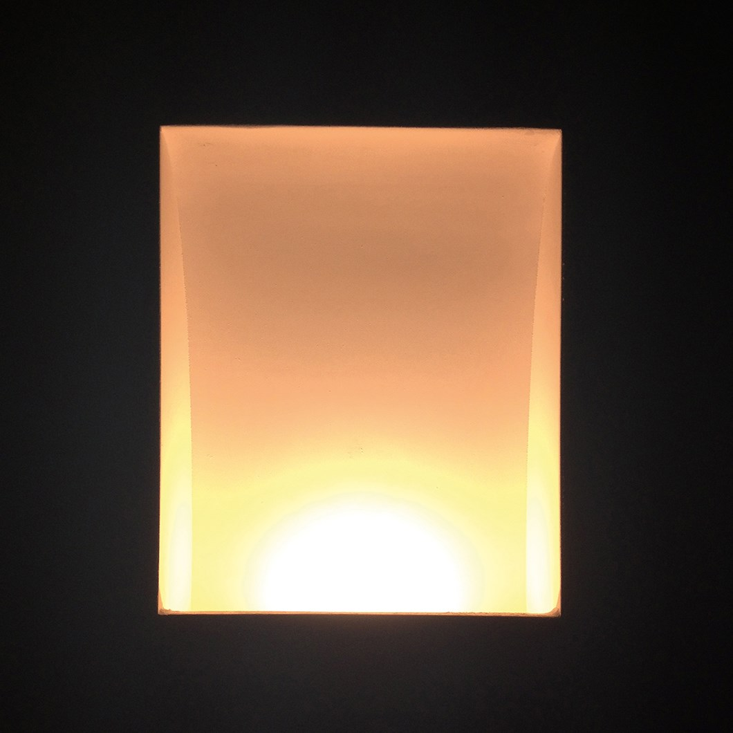 Brick In The Wall Normall LED Plaster In Wall Light| Image : 1