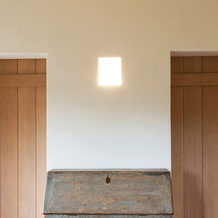 Brick In The Wall Normall LED Plaster In Wall Light| Image:1