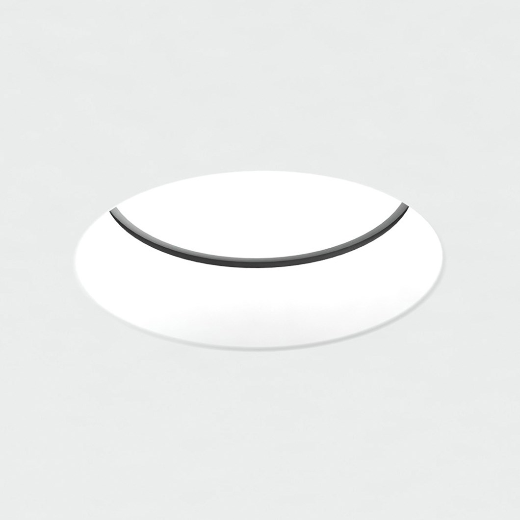 Brick In The Wall Pixo 50 Low LED Plaster In Recessed Downlight| Image : 1