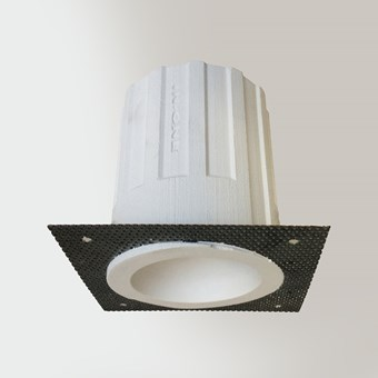 Brick In The Wall Pixo 50 R Plaster In Recessed Downlight