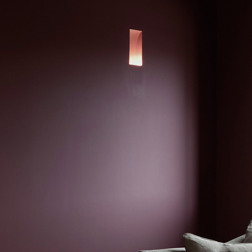 Brick In The Wall Small LED Plaster In Wall Light| Image:1