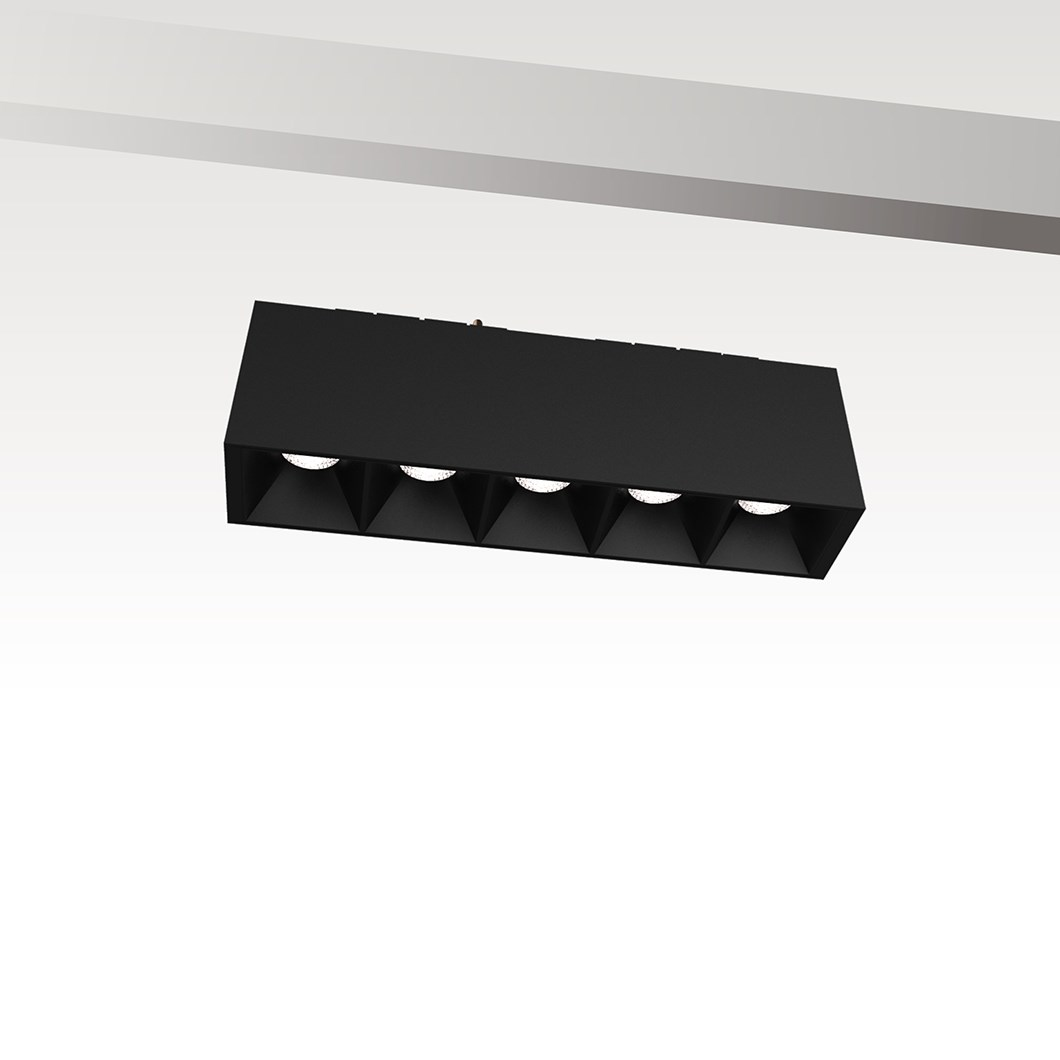 DLD Shadowline LED Downlight Module For Track - Next Day Delivery| Image : 1