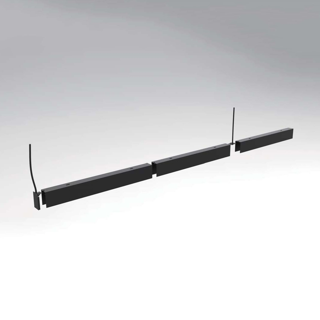 DLD Shadowline Recessed Track - Next Day Delivery| Image:1