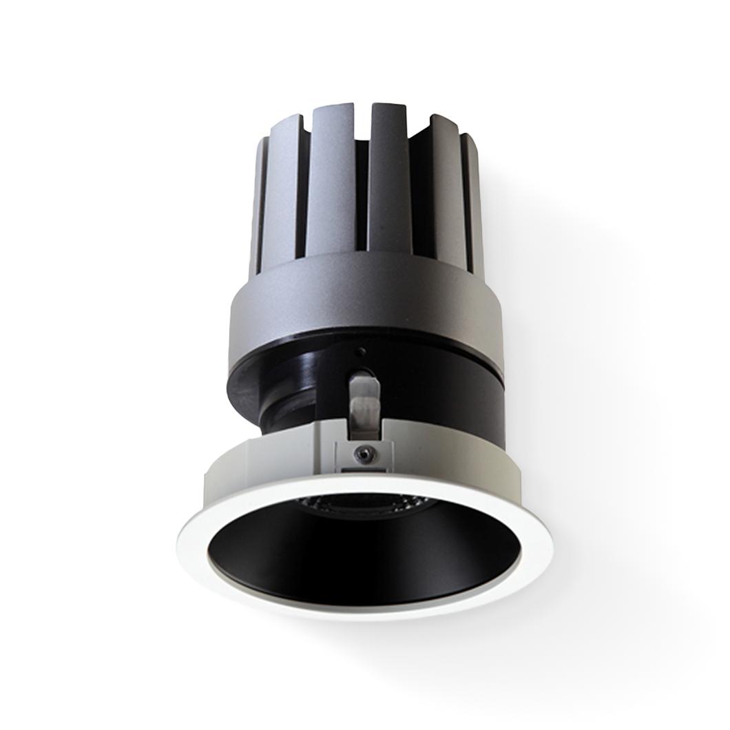 Exterior Recessed Downlights Darklight Design Lighting