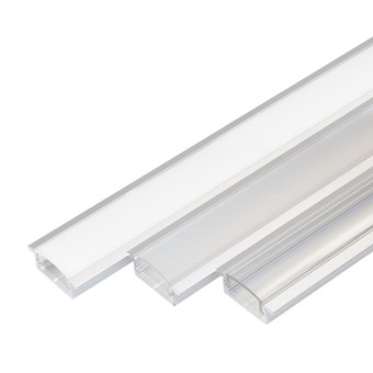 DLD Inline 8 Linear LED Profile - Next Day Delivery