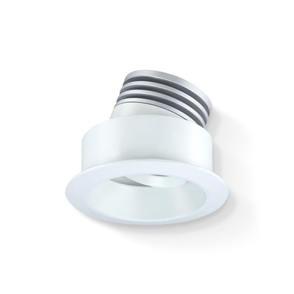 CLEARANCE Darklight Jupiter Mini LED 2700K 15D Recessed Adj. Downlight