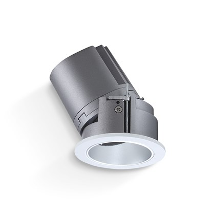 CLEARANCE Darklight Mercury LED IP44 Recessed Adjustable Downlight