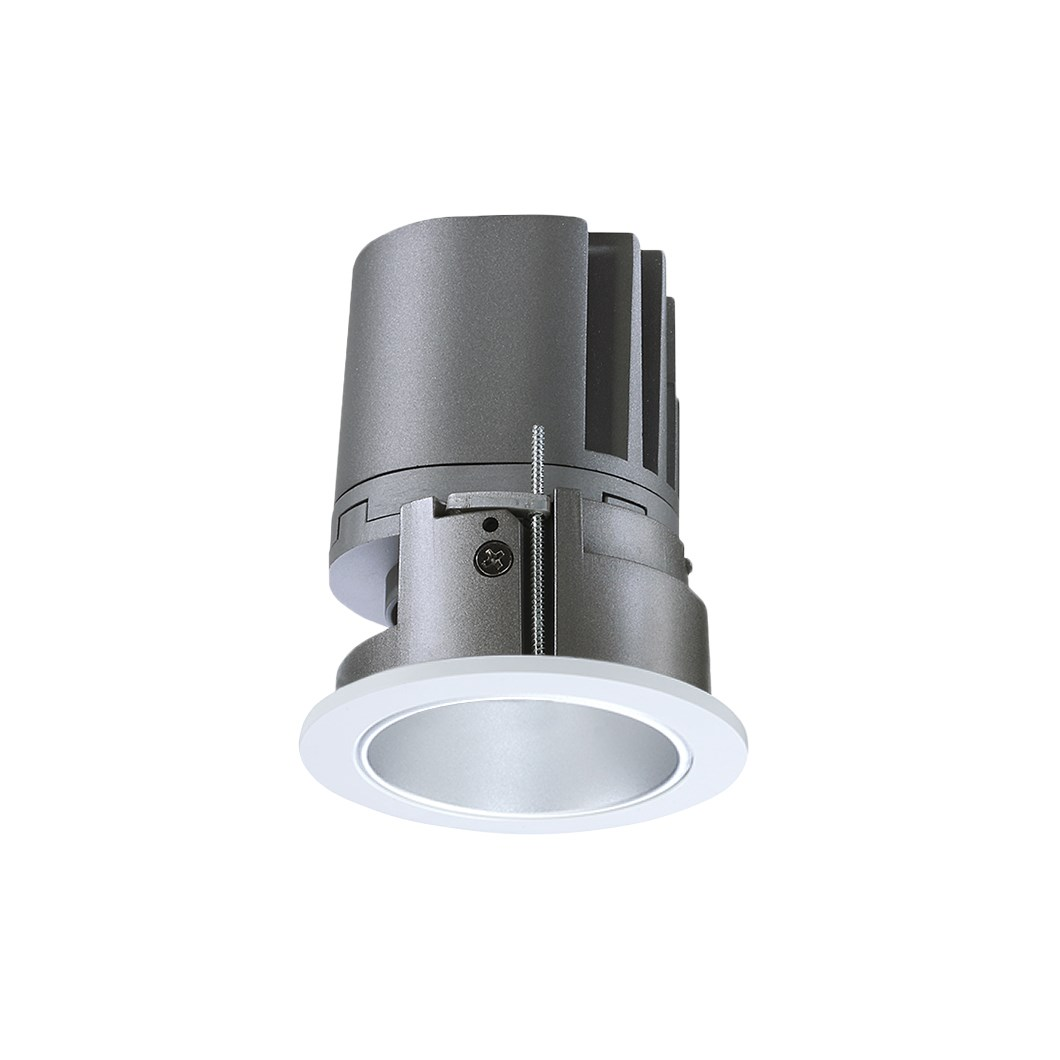 CLEARANCE Darklight Mercury LED IP44 Recessed Downlight | Image:1