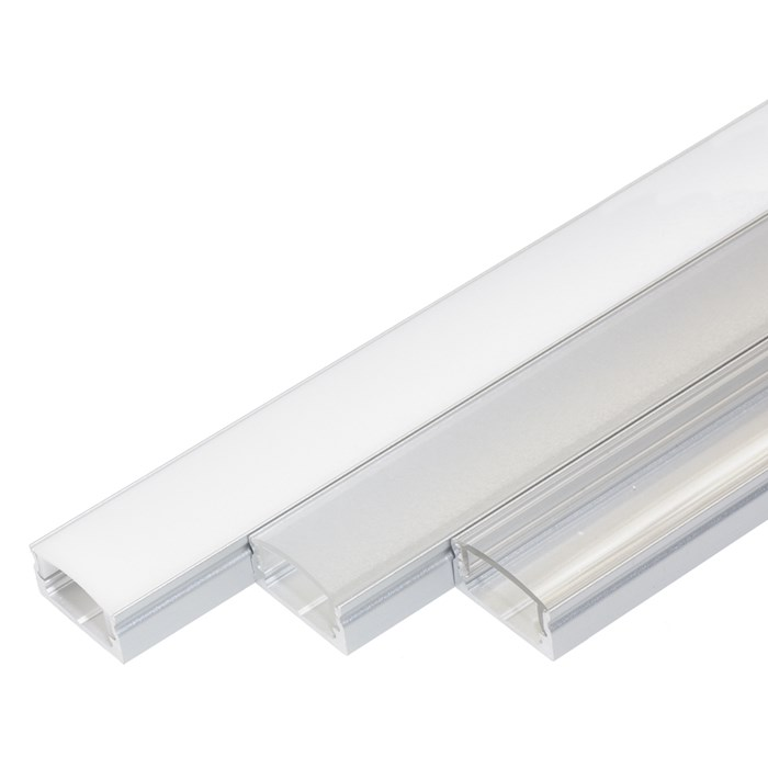 DLD Topline 8 Linear LED Profile - Next Day Delivery| Image : 1