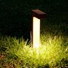 Flexalighting Elle 2 IP65 Exterior Bollard Light| Image:1