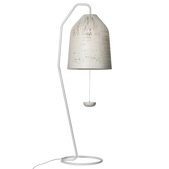 Karman Black Out Floor Lamp| Image : 1