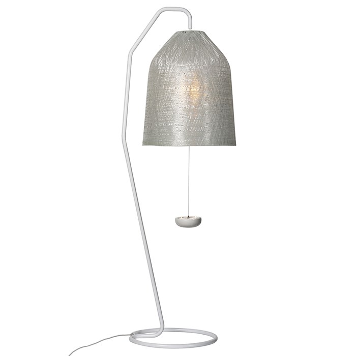 Karman Black Out Floor Lamp| Image:1