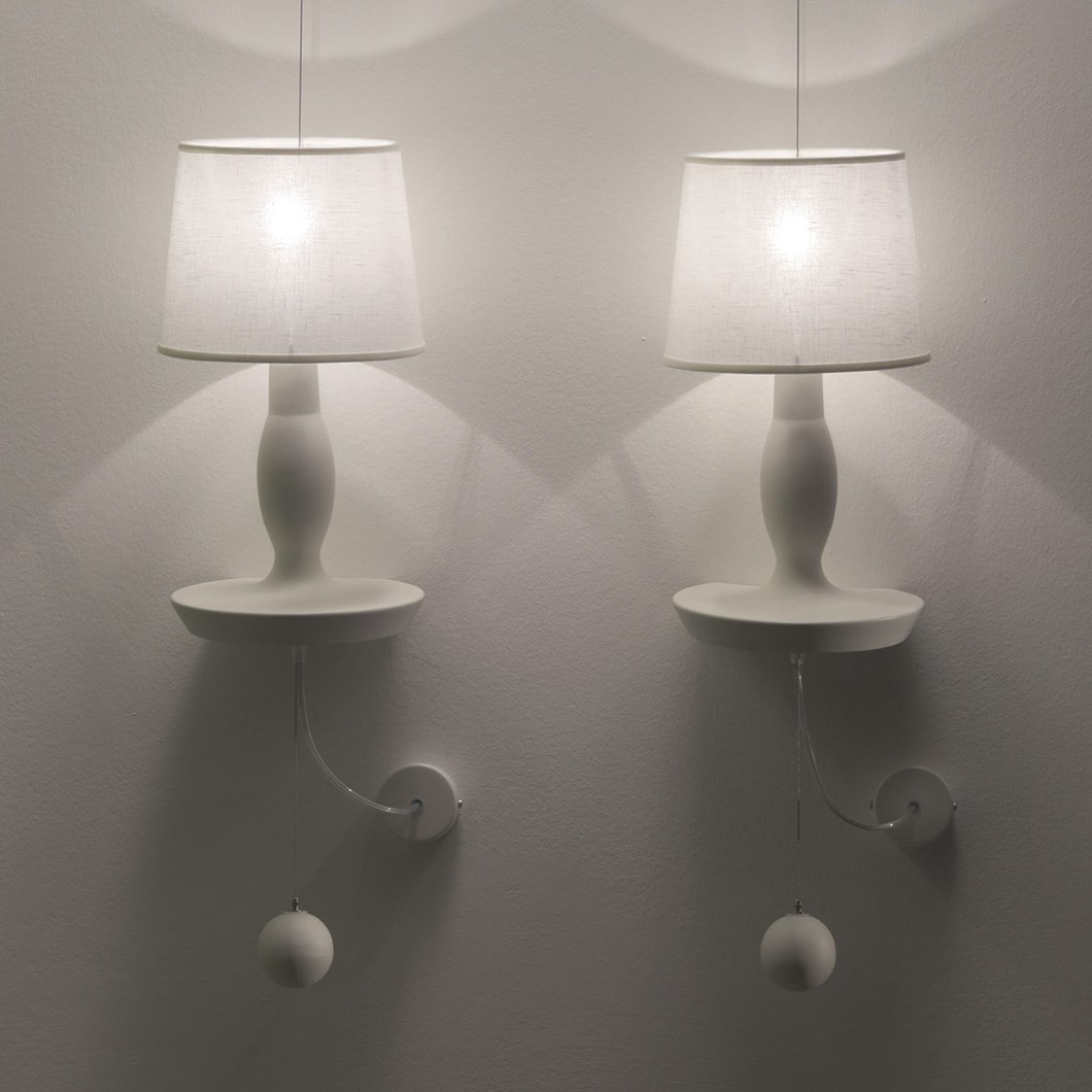 Karman Norma M Wall Lamp| Image:1