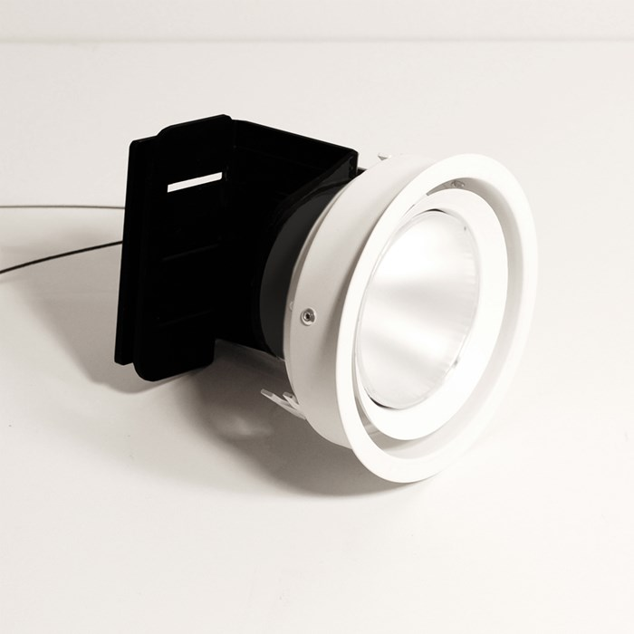 Flexalighting Mine 30 LED Recessed Directional Downlight| Image : 1