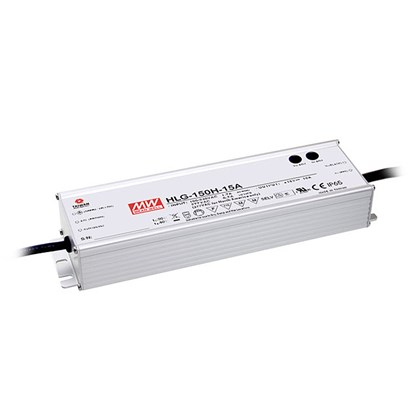 **Mean Well 24V 150W 1-10V Dim IP67 Constant Voltage Driver**