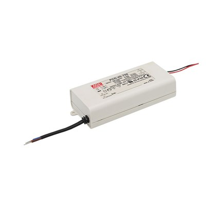 **Mean Well 500mA 40W TRIAC Dim Constant Current Driver**