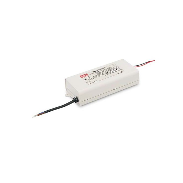 **Mean Well 500mA 60W TRIAC Dim Constant Current Driver**| Image : 1