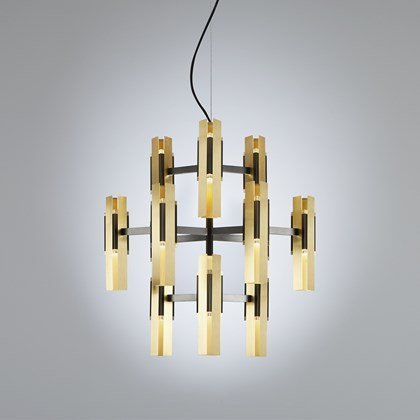Tooy Excalibur LED 12 Chandelier Pendant