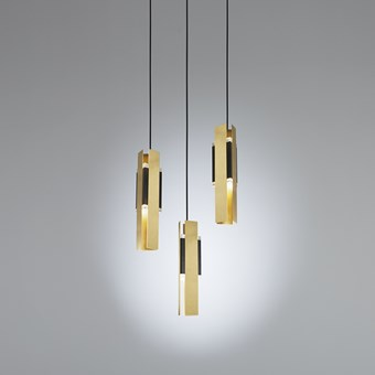 Tooy Excalibur LED 3 Cluster Pendant