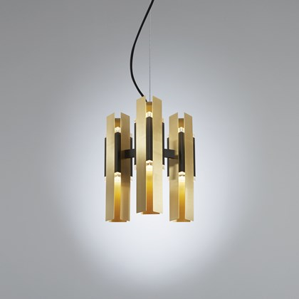 Tooy Excalibur LED 3 Chandelier Pendant