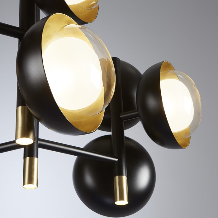 Tooy Muse 13 Cluster Chandelier Pendant| Image:1