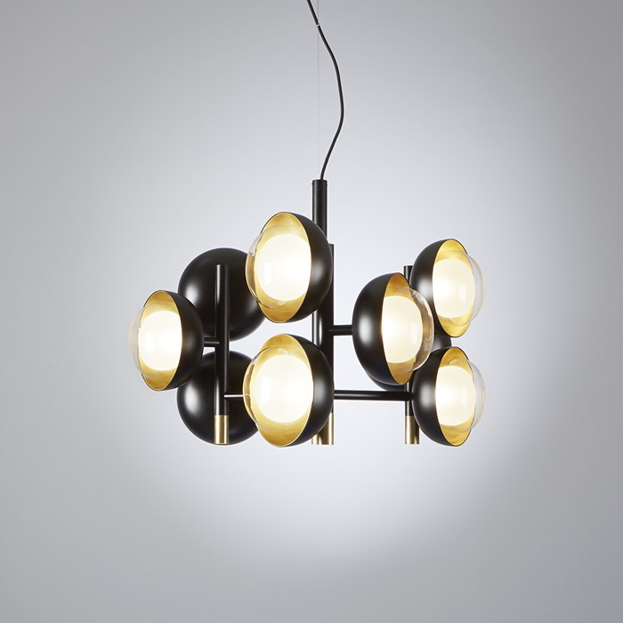 Tooy Muse 13 Cluster Chandelier Pendant| Image : 1