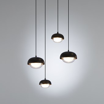 Tooy Muse 4 Cluster Chandelier Pendant