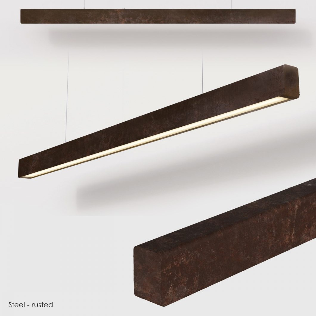 Anour I Model 1000 LED Profile Pendant| Image:1