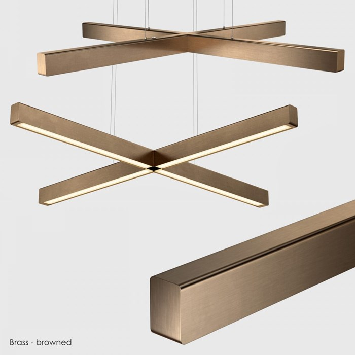 Anour X Model Cordless LED Profile Pendant| Image:1