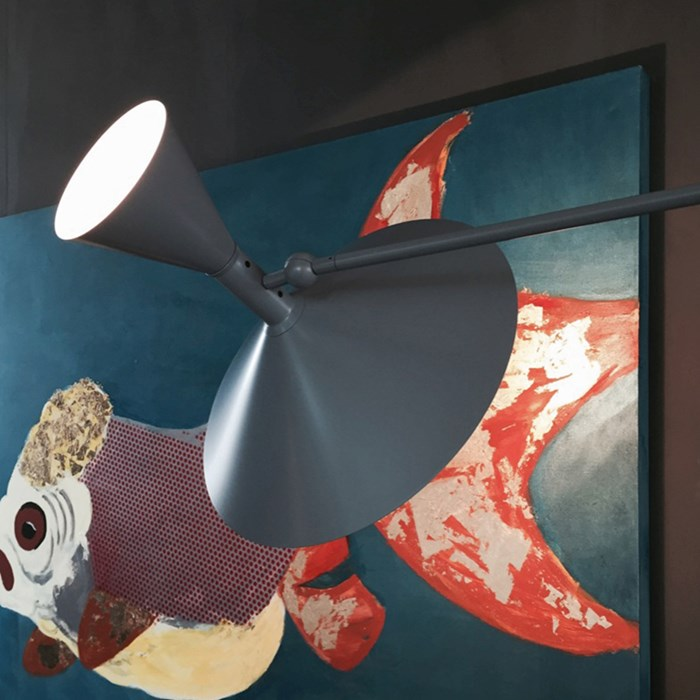 Nemo Lampe de Marseille Wall Light| Image:1