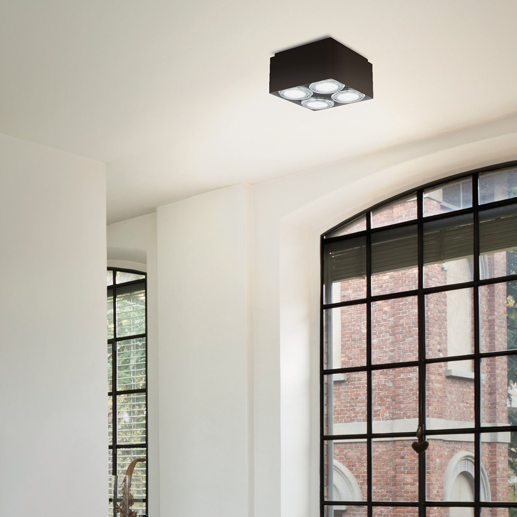 Nemo Compact Ceiling Light | Darklight Design | Lighting