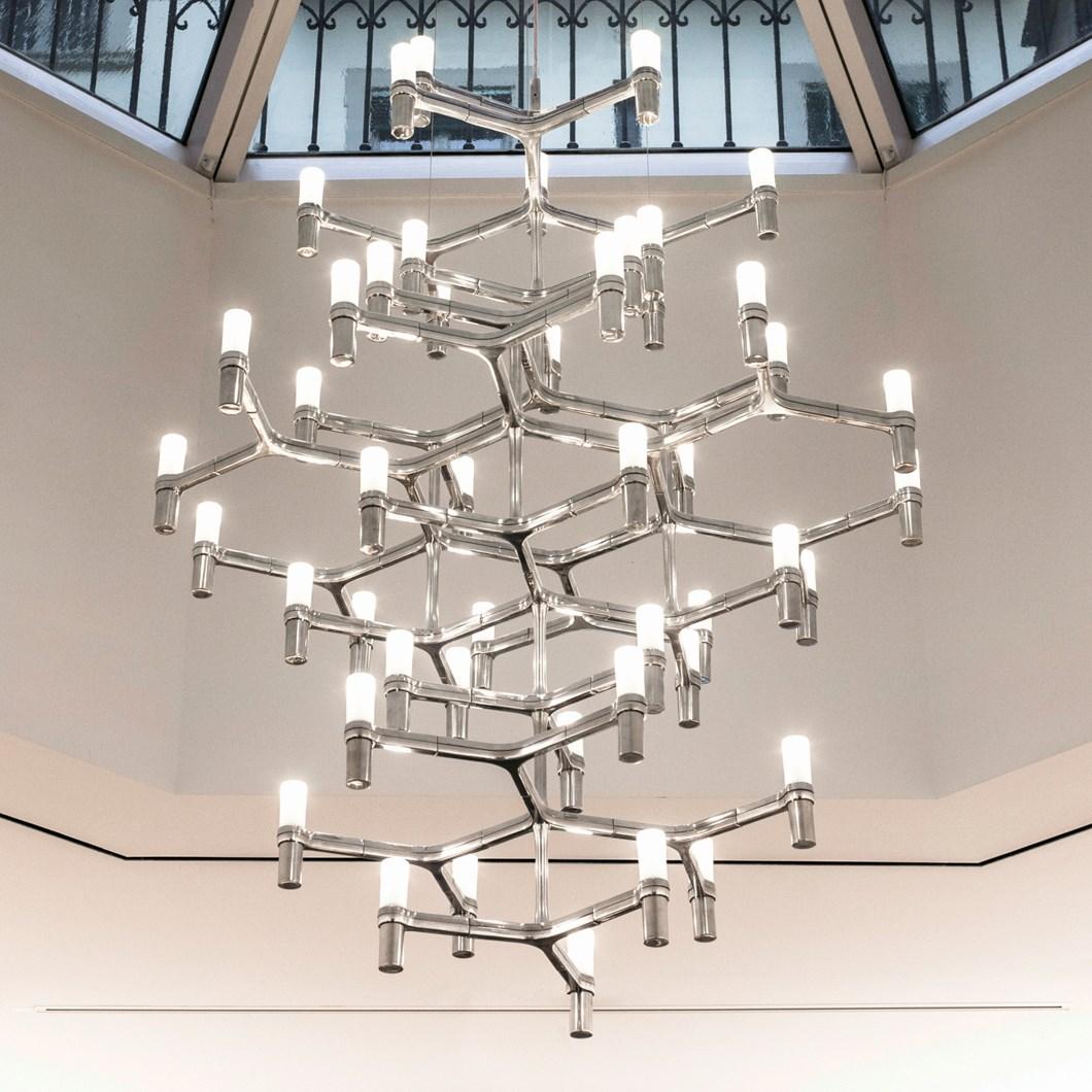 Nemo Crown Summa Pendant | Darklight Design | Lighting