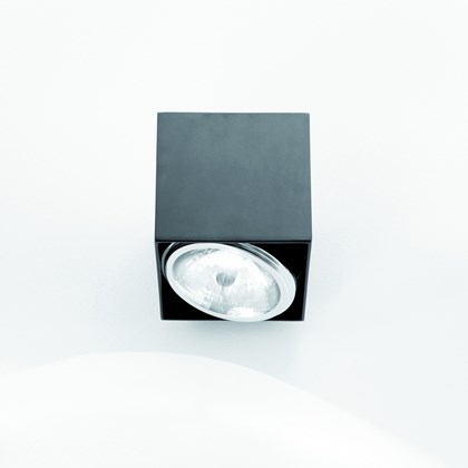 CLEARANCE Nemo Cubo Wall Light Black