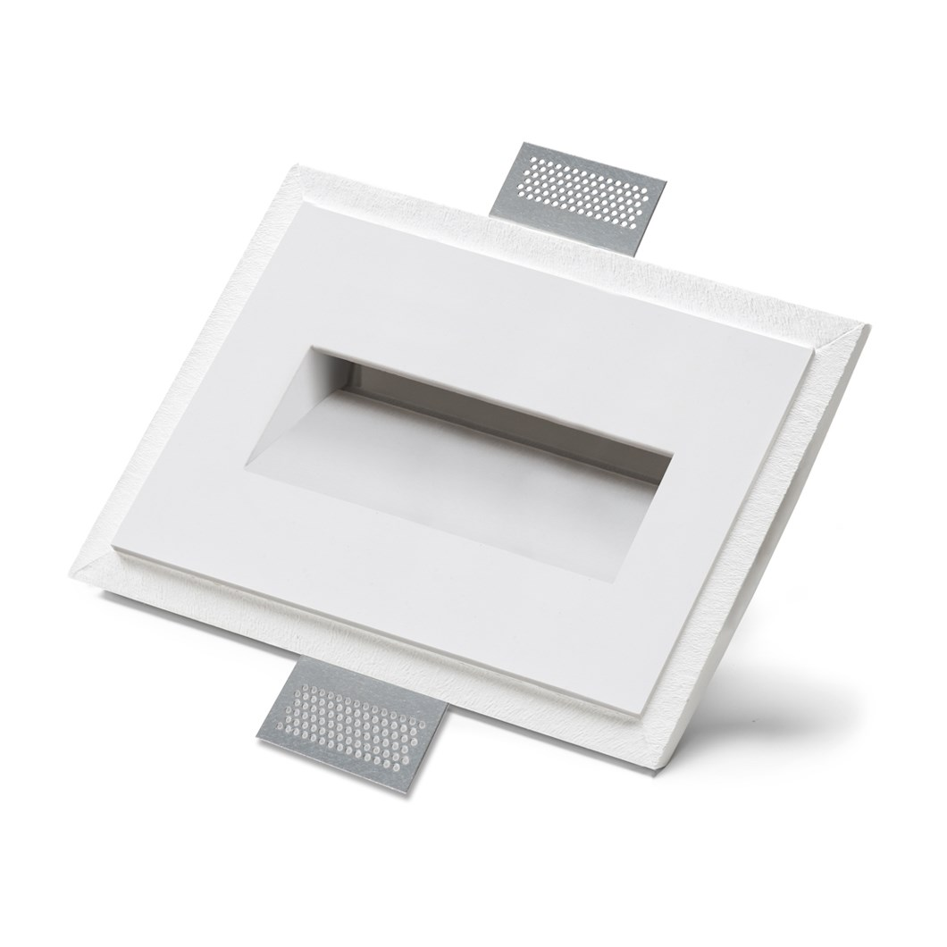 9010 Passi 4155B Plaster In 24V Wall / Step / Ceiling Light| Image : 1
