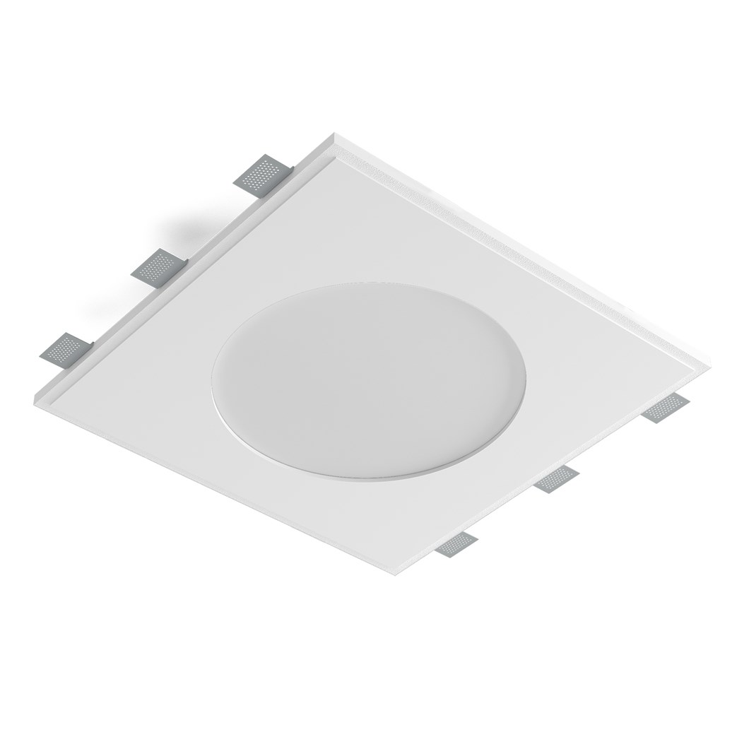 9010 Incasso 8936A Plaster In Ceiling Light| Image : 1