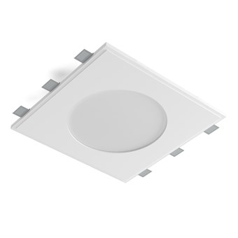 9010 Incasso 8936A Plaster In Ceiling Light