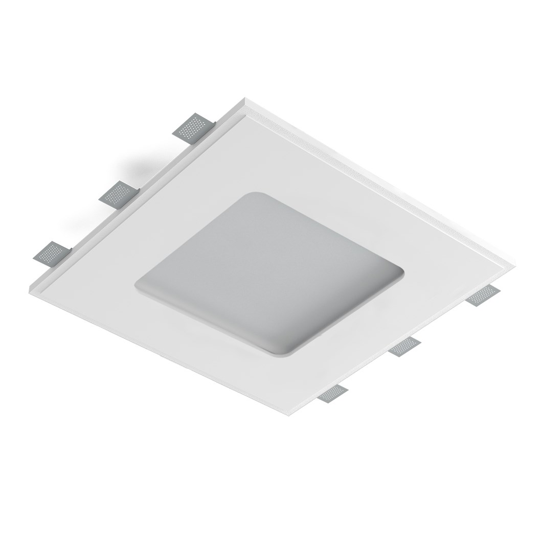 9010 Incasso 8937A Plaster In Ceiling Light| Image : 1