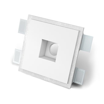 9010 Sonore M005 Plaster In Ceiling Light With Loudspeaker
